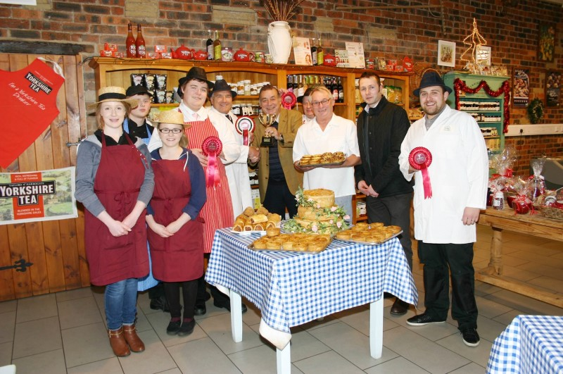 Ingfield Farm Shop pork pie pic 2